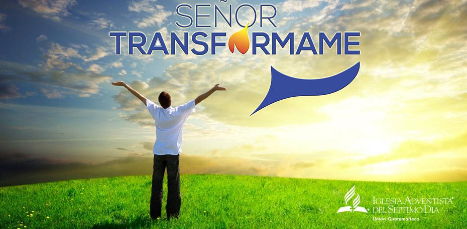 SEÑOR TRANSFORMAME
