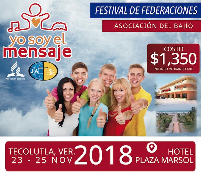 Festival de Federaciones 2018