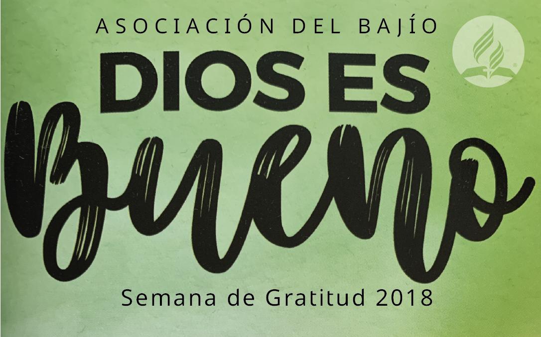 SEMANA DE GRATITUD 2018