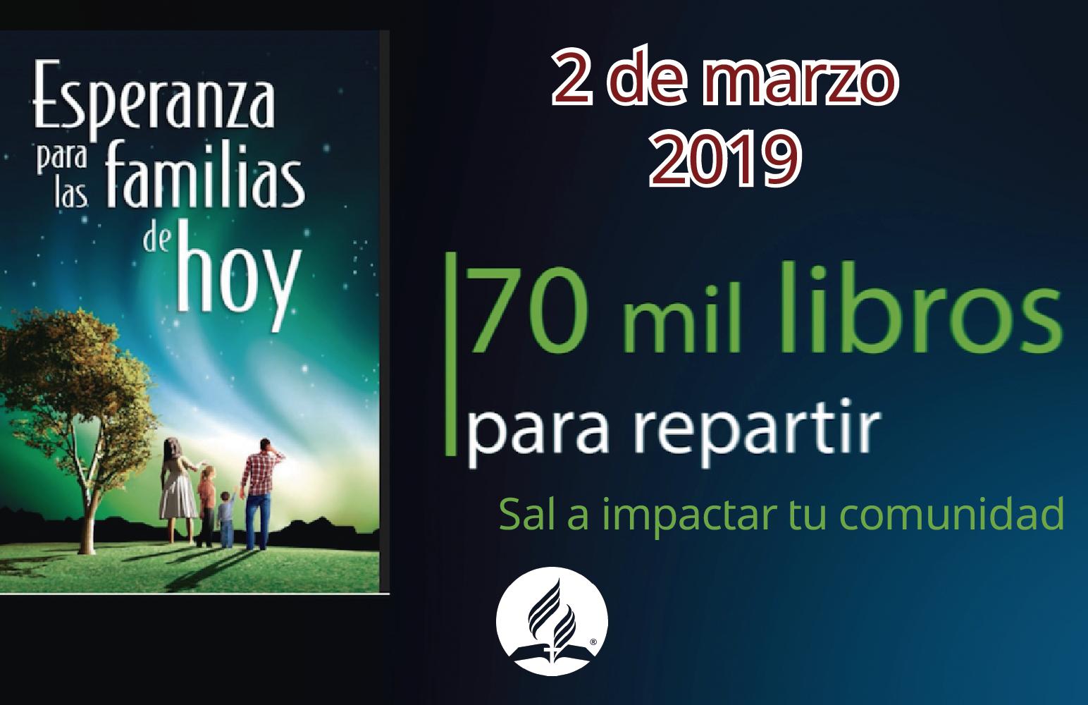 IMPACTO MISIONERO 2 DE MARZO 2019