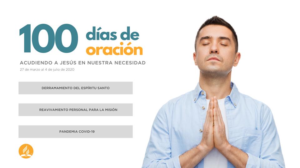 100 DÍAS DE ORACIÓN